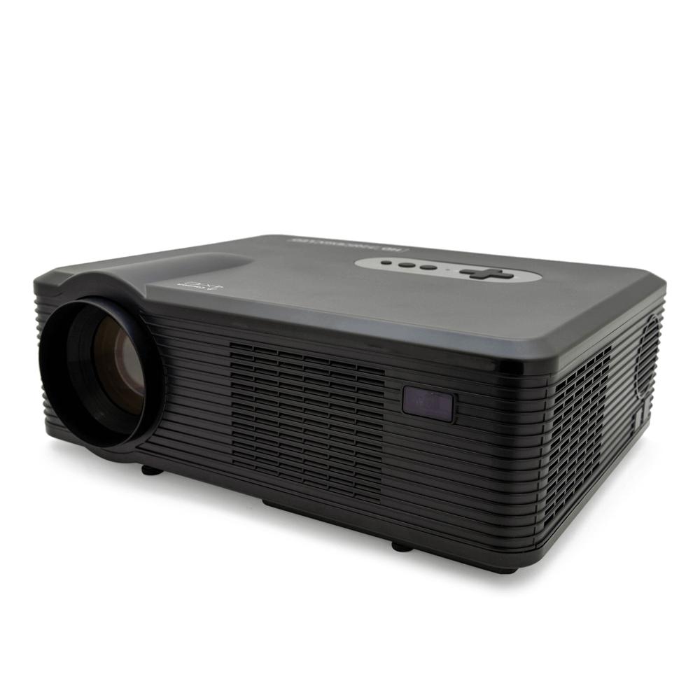 Мини проектор Excelvan CL720 (черный)