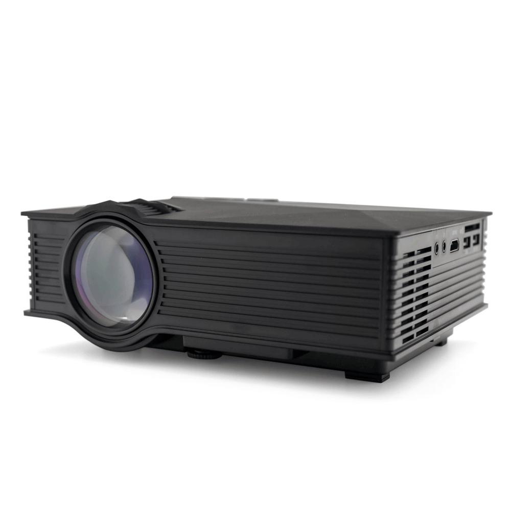 Мини проектор Unic UC46+ - 3