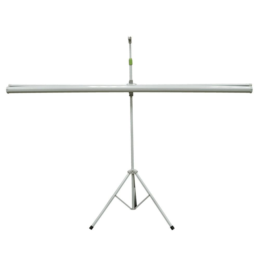 Экран для проектора на штативе Light Control (100 дюймов, формат 4:3) - 4
